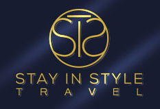 Logo Stay in Style Travel